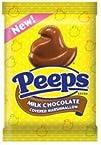 Marshmallow Peeps Milk Chocolate Covered Chicks 24ct.
