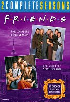 Friends: The Complete Fifth & Sixth Seasons from Warner Home Video
