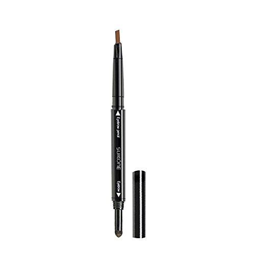 Contever® 11.9x2.1cm Waterproof con punta Eyebrow Eyeliner Creme / Pencil per sopracciglia - Caffè