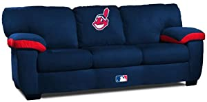 MLB Cleveland Indians Team Classic Sofa by Imperial