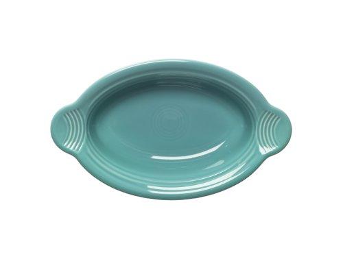 Fiesta 815-107 Oval Baking Dish, Large, Turquoise