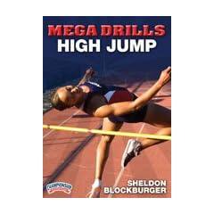 Buy Championship Productions Sheldon Blockburger: Mega Drills High Jump DVD by Championship Productions