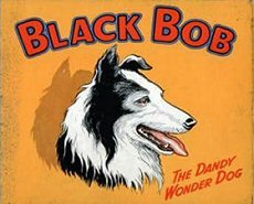 Black Bob The Dandy Wonder Dog 1950 (Annual)
