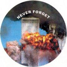 9-11 World Trade Center Reminder Pin