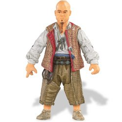 Buy Low Price Zizzle Pirates of the Caribbean 3: Marty 3.75″ Figure with Jack the Monkey (B000PCB0R0)