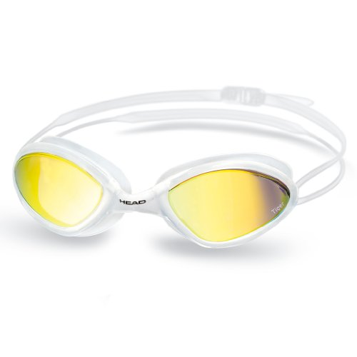 Head Tiger Mid Race Mirrored Schwimmbrille Unisex