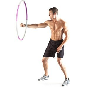 Gold's Gym Weighted Fitness Hoop