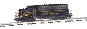 Williams By Bachmann Trains - Western Maryland - Fireball Locomotive