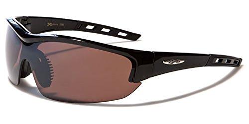 X-Loop ® Gafas de Sol - La nueva colección 2013-14 - Gafas de Sol / Esqui / Deportes - Protección UV400 (UVA & UVB) Modelo: X-Loop EVEREST