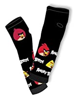Angry Birds Black Arm Warmers