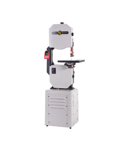 Discount Power Tools Online Steel City Tool Works 50125 14 Inch Band Saw With Granite Work