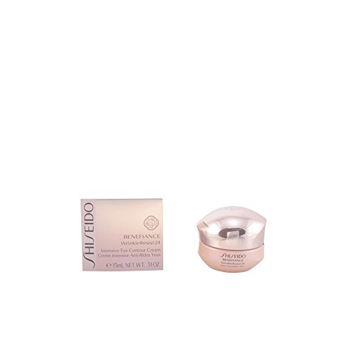 Shiseido Benefiance WrinkleResist24 .51 oz / 15 ml Intensive Eye Contour Cream (Shiseido Benefiance Eye Cream compare prices)