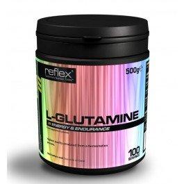 REFLEX - L GLUTAMINE 500G