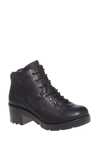 Wanda Casual Mid Heel Boot