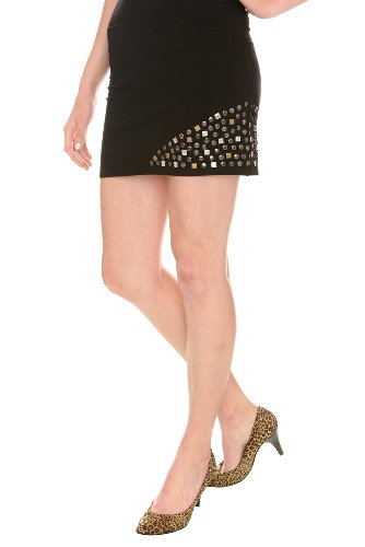 Tripp Studded Mini Skirt