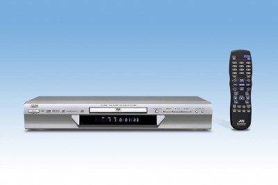 Jvc Xv-S302Sl Dvd Player , Silver