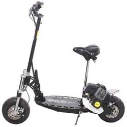X-Treme Scooters | XG-550 - High Performance 50CC Gas Scooter - Black