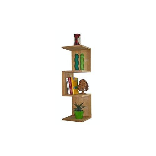 stabiles eckregal aus massivholz buche zickzackregal. Black Bedroom Furniture Sets. Home Design Ideas