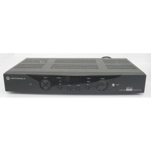 Amazon.com: Motorola Digital Tv Cable Box Dct2244/1661 Converter