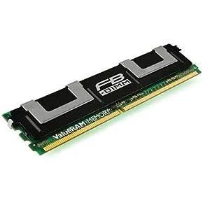 Kingston Value Ram KVR667D2D4F5/4G 4GB 667MHz DDR2 ECC CL5 FB