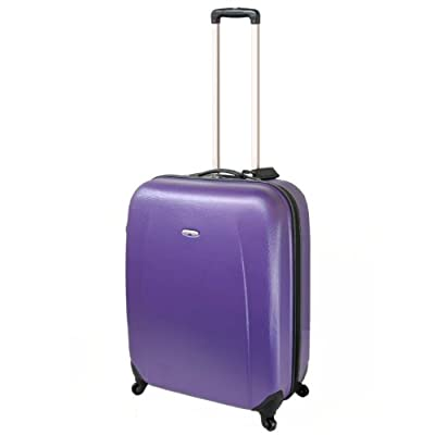 Cabin Approved Hard Sided Suitcase 52 x 38 x 21 cm (All parts included)