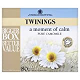 Twinings Pure Camomile 80 Bag x 1