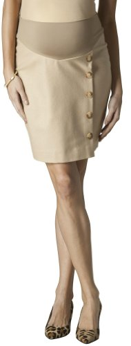 Rosie Pope Women's Button-Front Skirt