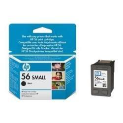 56 Small - Cartouche d'impression - 1 x noir INK cartridge NO 20 BLACK 28ML - HP 20 - Cartouche d...