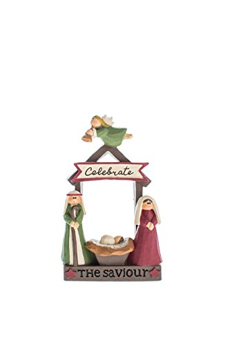 Heaven Sends-Decorazione natalizia, per celebrare il Saviour