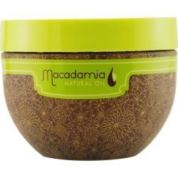 Macadamia Oil by Macadamia Natural Oil Deep Repair Mask 8.5 Oz for Unisex by Macadamia Natural Oil (English Manual)