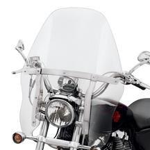 H-D Quick Release Detach Touring Windshield 57015-06