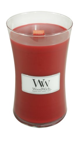 Woodwick Candle Currant Large Jar