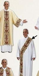 Deacon Coronation Stole with Tassels