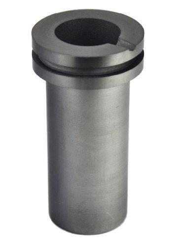 3 Kg Graphite Crucible Hardin Mf Series Crucible For Smelting Casting Gold Silver Copper Scrap