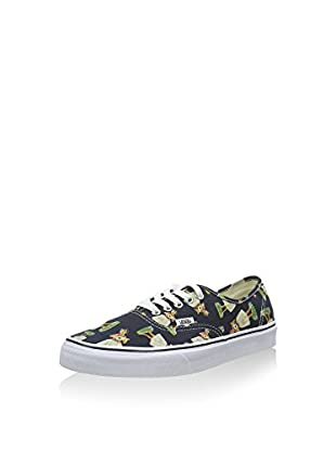 Vans Zapatillas Authentic (Azul Marino / Multicolor)