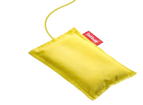Nokia DT-901 Wireless Charging Pillow Drahtloses Kabelloses Ladekissen für Lumia 820/920 by Fatboy - Gelb