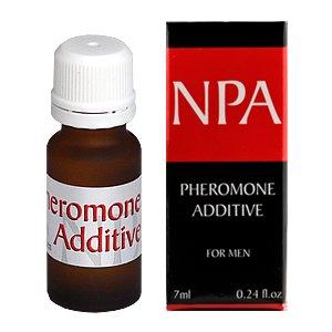 New Pheromone Additive for Men - 7ml Boxed Bottle