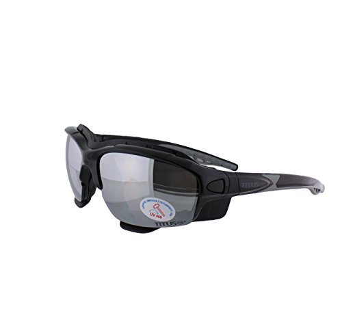 Titus G22 Swappable Anti-Fog Goggles - Sports Riders Safety Glasses (Standard, Standard) (Ga Bulldogs Sunglasses compare prices)