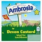 Ambrosia Devon Custard 4 X 125G