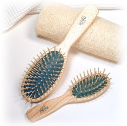 Widu Wooden Bristle Brush