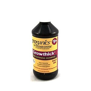 Groganic DHT growthick Shampoo 235 ml