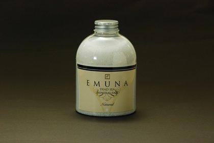 エムナーミネラルソルト 500gボトル ナチュラル