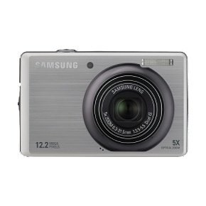 31eaOA%2BXejL Samsung SL30 10MP Digital Camera with 3x Optical Zoom and 2.5 inch LCD (Pink)
