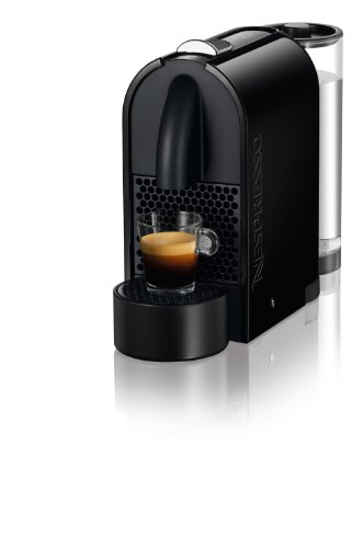 Nespresso U D50 Espresso Maker, Pure Black Best Deals