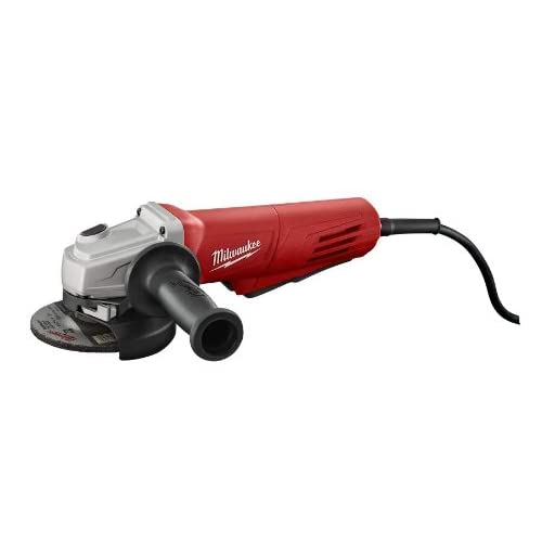 Milwaukee 6146-30 4-1/2-Inch Small Angle Grinder Paddle, Lock-On