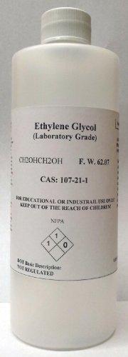 Ethylene Glycol 1000ml (32oz) High Purity