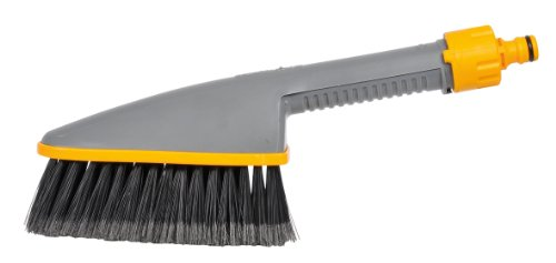 hozelock-short-car-brush-with-soapsticks