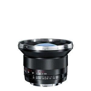 Zeiss 18mm F/3.5 Distagon T* Ze Series Lens For Canon Eos Digital Slr Cameras