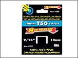 T50 Staples Box 5000 14mm - 9/16in