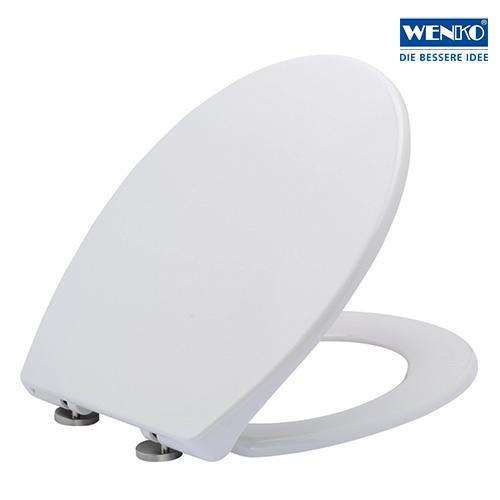 wenko 20821100 wc sitz cento duroplast toiletten sitz. Black Bedroom Furniture Sets. Home Design Ideas